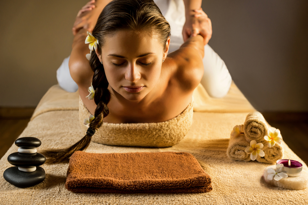 Try a Thai Massage For a Change