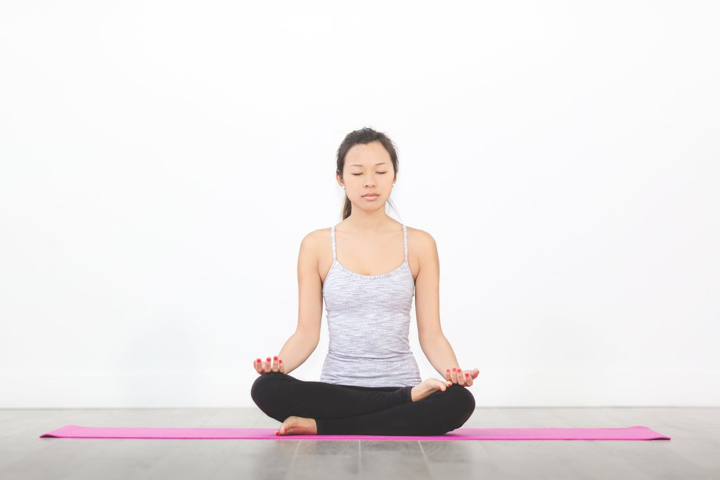 Meditation Can De-stress Your Skin