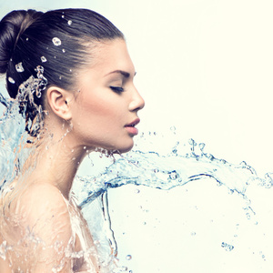 Effects of Hard Water on Your Skin