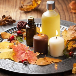 Healthy Scents for the Holidays